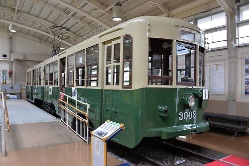 名古屋市交通局レトロ電車館