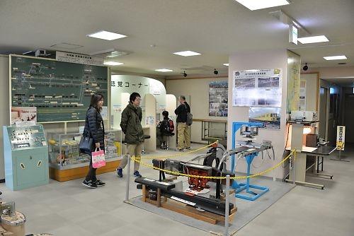 名古屋市営交通資料センター
