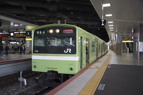 JR西日本・おおさか東線