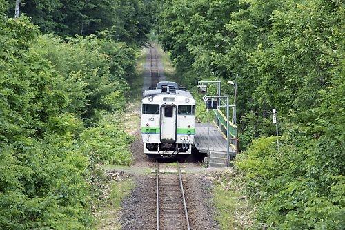 【鉄道&自転車】札沼線・廃止対象区間の駅巡り(石狩当別-浦臼)