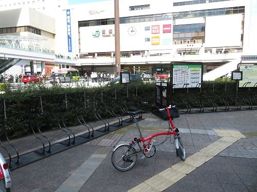 桃ノ木自転車道・高崎伊勢崎自転車道