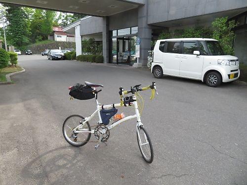 由利高原鉄道ポタリング(矢島→羽後本荘)by Dahon DASH x20