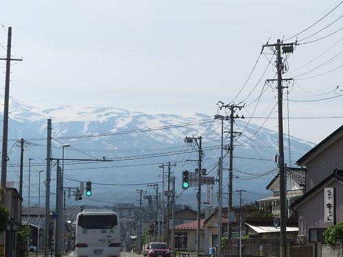 鳥海山ヒルクライム by DAHON DASH X20