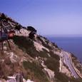 【ギリシャ】エーゲ海の絶壁を走る