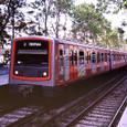 【ギリシャ】アテネ地下鉄1号線車両