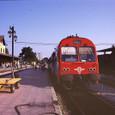 【ギリシャ】ボロス駅に停車中の620型ディーゼルカー