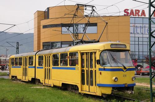 【海外の鉄道】サラエボ市電