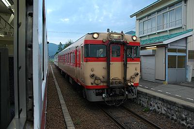 花輪線キハ58