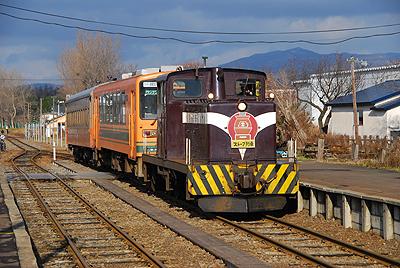 津軽鉄道ストーブ列車