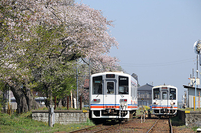 関東鉄道黒子駅