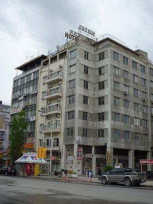 テッサロニキ・ホテルレックス