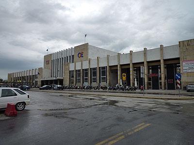 ギリシャ・テッサロニキ駅