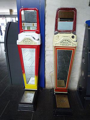 テッサロニキ駅にて