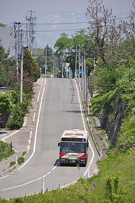 山形県朝日村バス