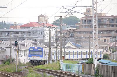 仙石線103系(苦竹)