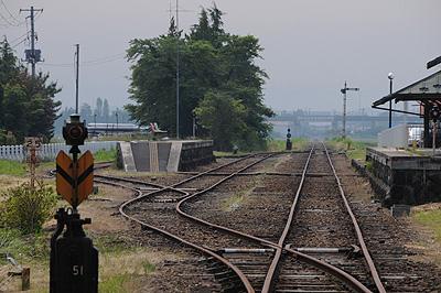 2009.06の旧沢辺駅
