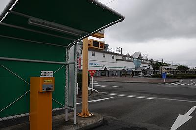 くりこま高原駅駐車場