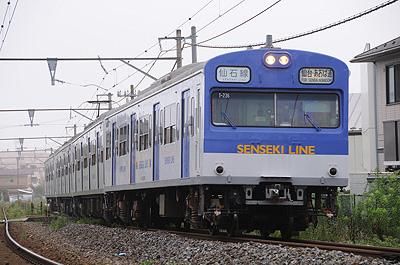 仙石線103系(苦竹-小鶴新田間)