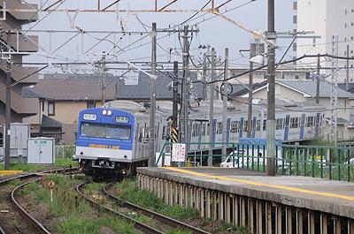 仙石線103系(陸前高砂駅)