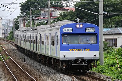 仙石線103系(西塩釜)