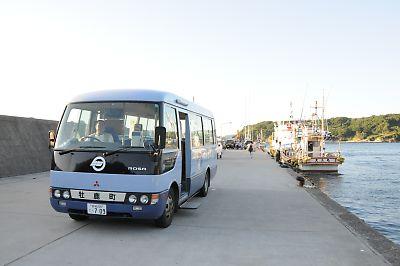 網地島ライン・島内コミュニティバス