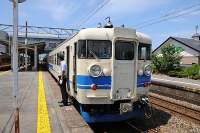 475系(北陸カラー)