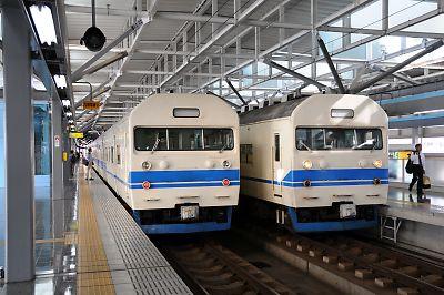 419系(福井駅)