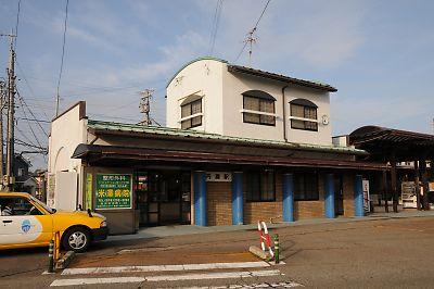 北陸鉄道内灘駅