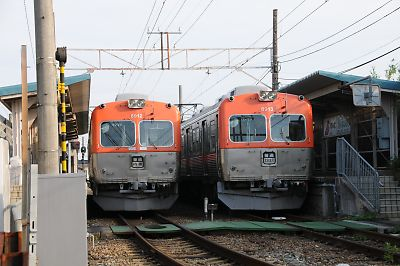 北陸鉄道三ツ屋駅