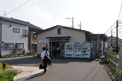 北陸鉄道・新西金沢駅