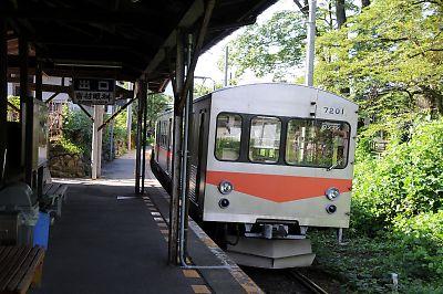 北陸鉄道・加賀一の宮駅