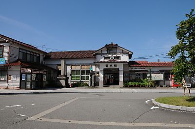 北陸鉄道・鶴来駅(つるぎ)