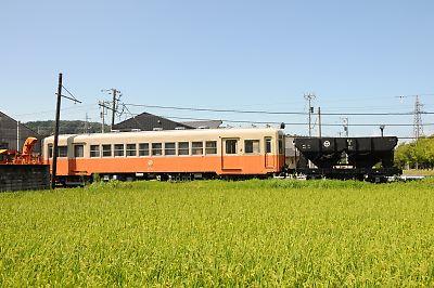 北陸鉄道・鶴来車庫