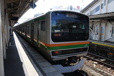 332M東海道線沼津駅