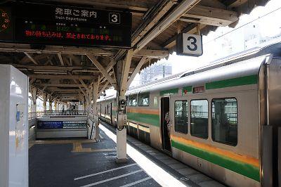 332M沼津駅