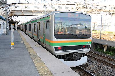 黒磯駅583M