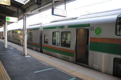 宇都宮線グリーン車