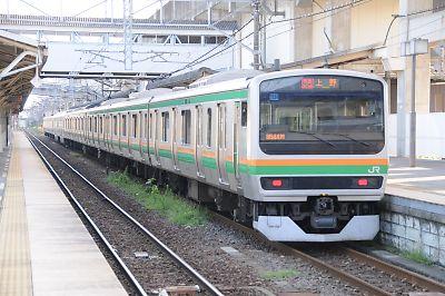 3544M黒磯駅