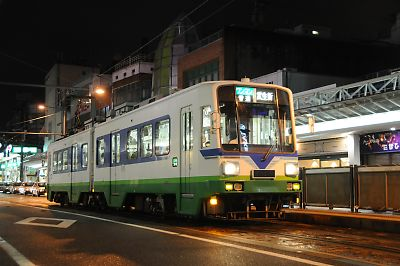 福井鉄道770型(福井駅前)