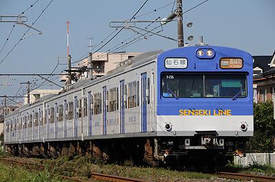 仙石線103系(小鶴新田-苦竹間)T_dsc_5560