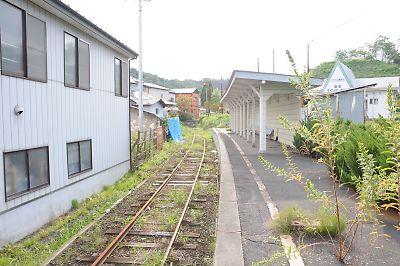 くりでん・マインパーク駅(H21.9.18)