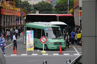 第2階福島バスまつり