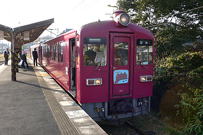 くりはら田園鉄道KD95
