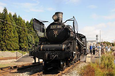 SLにいつ鉄道まつり号