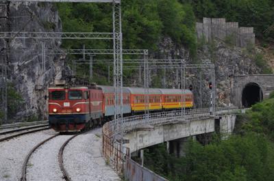 ベオグラード・バール鉄道