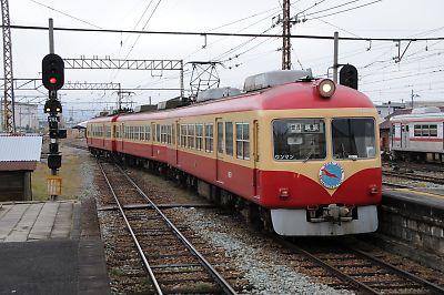 長野電鉄2000系D編成