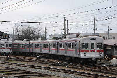 長野電鉄3600系L2編成