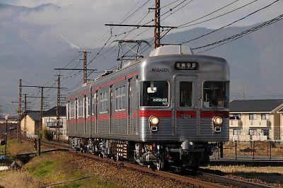 長野電鉄3500系