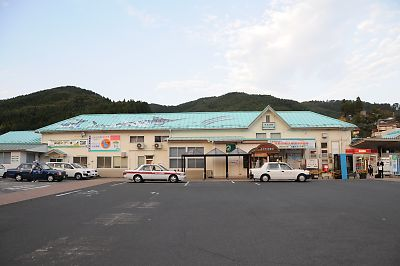 JR気仙沼駅