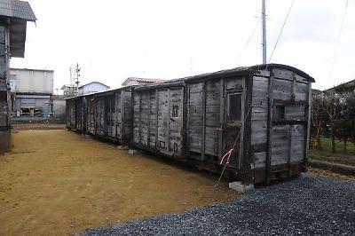 2009/12の若柳駅